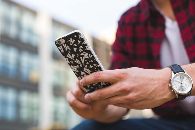 Eigenschaften einer Textnachricht